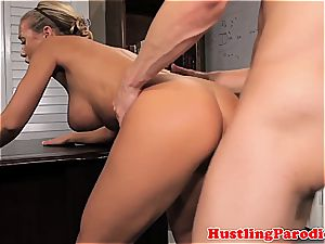 Nicole seducing some random boy