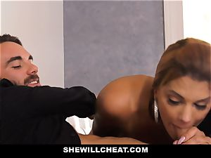 SheWillCheat - torrid cheating wifey vengeance drilling