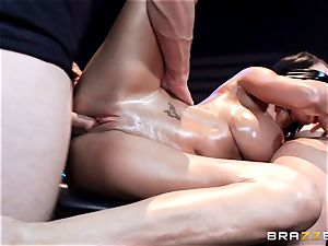 prick super-naughty Peta Jensen gets shafted from both concludes