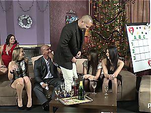 The orgy Game before Christmas gig 1