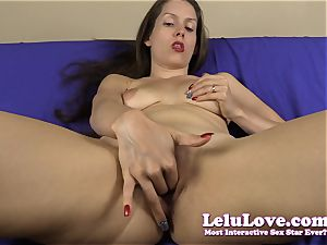pov fingering my muff for you with jerkoff directive