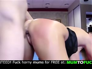 mom and sonnie! firm buttfuck poke!!