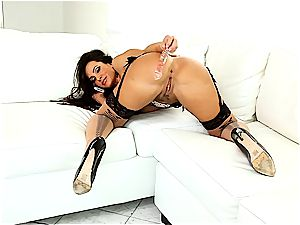 Bigtit bombshell Lisa Ann super-hot compilation