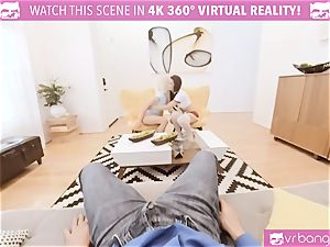 VR pornography - JOSELINE KELLY MY SISTERS steaming mate plow