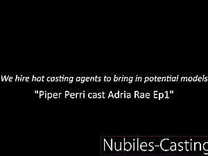 Piper Perri casts first-ever time hard-core for lil' nubile