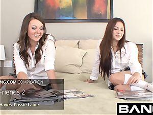 BANG.com: labia licking teenage lesbians