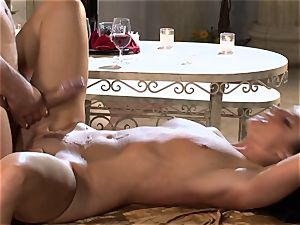 India Summers India Summers is lovinТ the enormous rod pleasing her scorching twat har