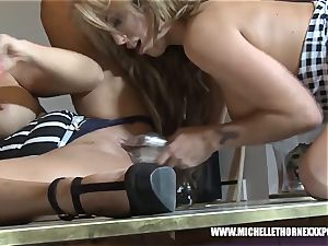 blondie big-titted arse gobble lesbo breezies fucking yam-sized playthings