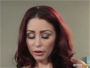 wifey Lezley Zen gets revenge on spectacular massagist Monique Alexander