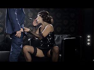 xCHIMERA - Hungarian Amirah Adara fetish internal cumshot drill