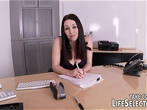 LifeSelector presents: The masculine call girl