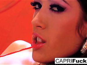 Capri Cavanni eventually bangs London Keyes